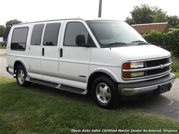 2000 Chevrolet Express 1500 Premier Motor Coach Custom Conversion - Photo 13 - Richmond, VA 23237