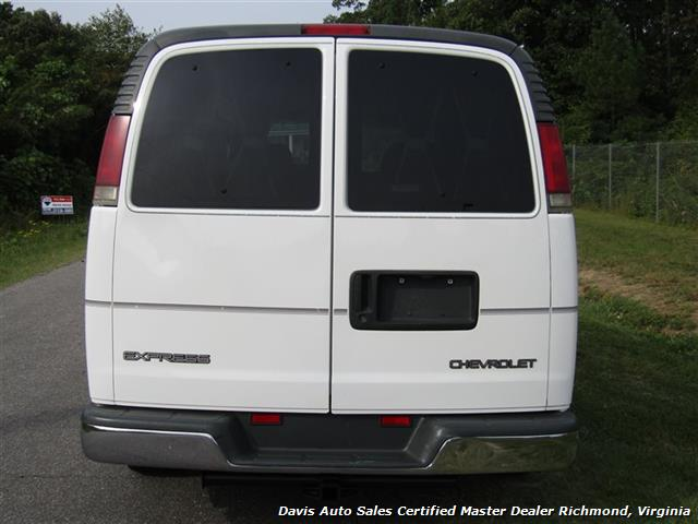 2000 Chevrolet Express 1500 Premier Motor Coach Custom Conversion
