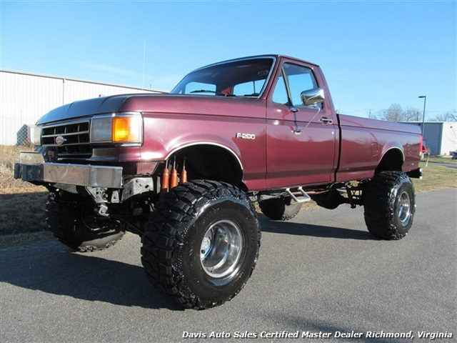 1987 Ford F250 >> 1987 Ford F 250 Xlt Heavy Duty 4x4 Regular Cab