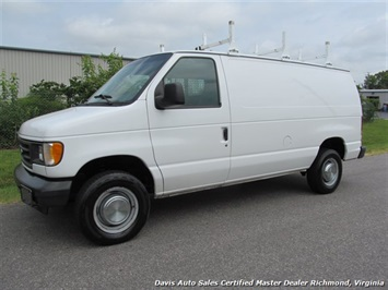 2003 Ford E-Series Cargo E-250 Van