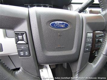 2012 Ford F-150 Lariat 4X4 SuperCrew Crew Cab Short Bed Low Miles - Photo 21 - Richmond, VA 23237
