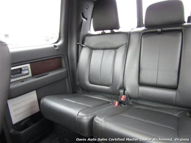 2012 Ford F-150 Lariat 4X4 SuperCrew Crew Cab Short Bed Low Miles - Photo 18 - Richmond, VA 23237