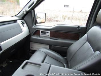 2012 Ford F-150 Lariat 4X4 SuperCrew Crew Cab Short Bed Low Miles - Photo 8 - Richmond, VA 23237