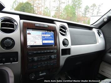 2012 Ford F-150 Lariat 4X4 SuperCrew Crew Cab Short Bed Low Miles - Photo 17 - Richmond, VA 23237