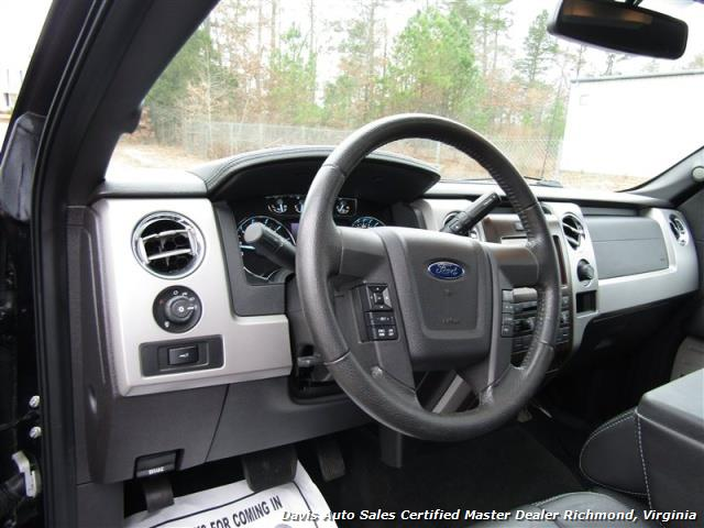2012 Ford F-150 Lariat 4X4 SuperCrew Crew Cab Short Bed Low Miles - Photo 5 - Richmond, VA 23237