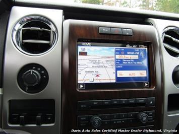 2012 Ford F-150 Lariat 4X4 SuperCrew Crew Cab Short Bed Low Miles - Photo 6 - Richmond, VA 23237