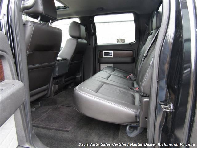 2012 Ford F-150 Lariat 4X4 SuperCrew Crew Cab Short Bed Low Miles - Photo 23 - Richmond, VA 23237