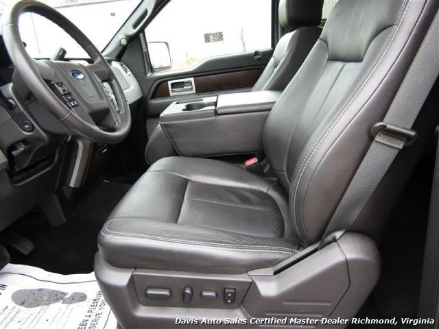2012 Ford F-150 Lariat 4X4 SuperCrew Crew Cab Short Bed Low Miles - Photo 4 - Richmond, VA 23237