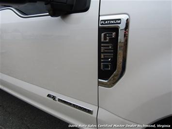 2017 Ford F-250 Super Duty Platinum 6.7 Diesel FX4 Off Road 4X4 - Photo 25 - Richmond, VA 23237