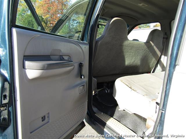 2000 Ford F-450 Super Duty XL 7.3 Diesel Crew Cab Dump Bed DRW - Photo 25 - Richmond, VA 23237