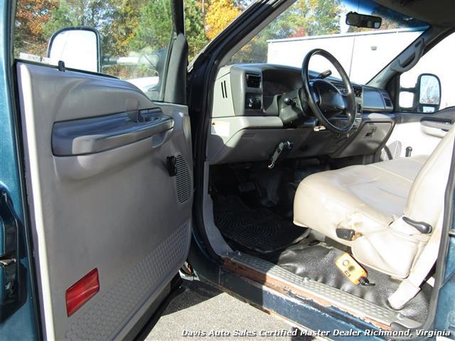 2000 Ford F-450 Super Duty XL 7.3 Diesel Crew Cab Dump Bed DRW - Photo 6 - Richmond, VA 23237