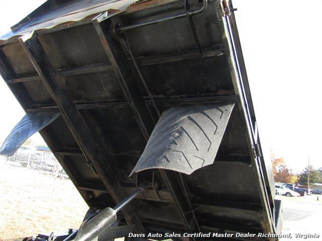 2000 Ford F-450 Super Duty XL 7.3 Diesel Crew Cab Dump Bed DRW - Photo 20 - Richmond, VA 23237