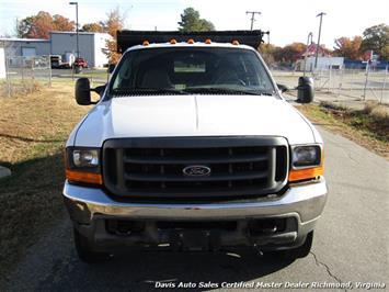 2000 Ford F-450 Super Duty XL 7.3 Diesel Crew Cab Dump Bed DRW - Photo 32 - Richmond, VA 23237