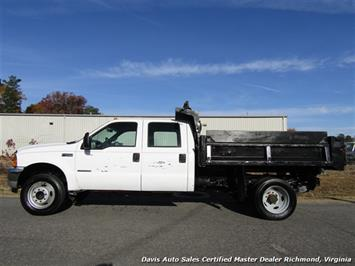 2000 Ford F-450 Super Duty XL 7.3 Diesel Crew Cab Dump Bed DRW - Photo 2 - Richmond, VA 23237