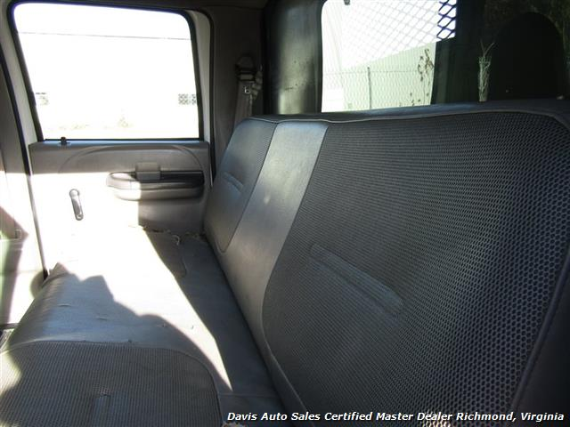 2000 Ford F-450 Super Duty XL 7.3 Diesel Crew Cab Dump Bed DRW - Photo 27 - Richmond, VA 23237