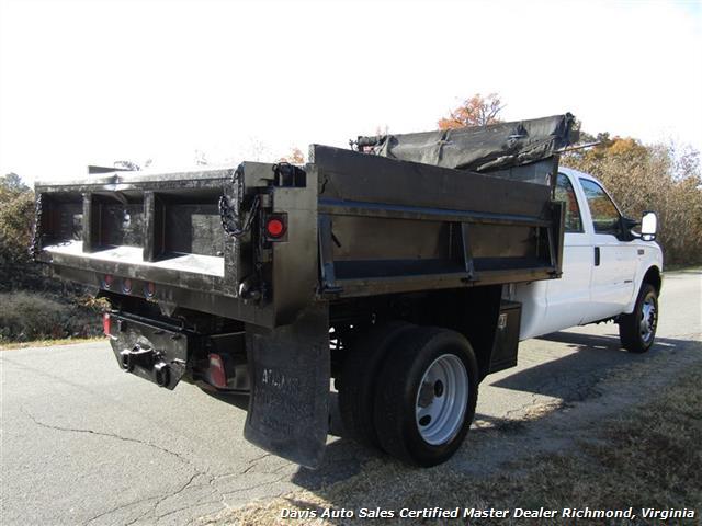 2000 Ford F-450 Super Duty XL 7.3 Diesel Crew Cab Dump Bed DRW - Photo 11 - Richmond, VA 23237