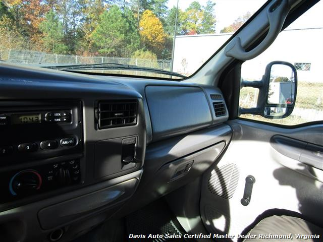 2000 Ford F-450 Super Duty XL 7.3 Diesel Crew Cab Dump Bed DRW - Photo 24 - Richmond, VA 23237
