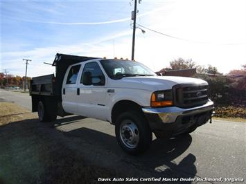 2000 Ford F-450 Super Duty XL 7.3 Diesel Crew Cab Dump Bed DRW - Photo 13 - Richmond, VA 23237