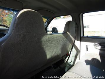 2000 Ford F-450 Super Duty XL 7.3 Diesel Crew Cab Dump Bed DRW - Photo 28 - Richmond, VA 23237
