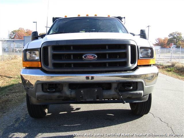 2000 Ford F-450 Super Duty XL 7.3 Diesel Crew Cab Dump Bed DRW - Photo 14 - Richmond, VA 23237
