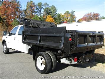 2000 Ford F-450 Super Duty XL 7.3 Diesel Crew Cab Dump Bed DRW - Photo 3 - Richmond, VA 23237