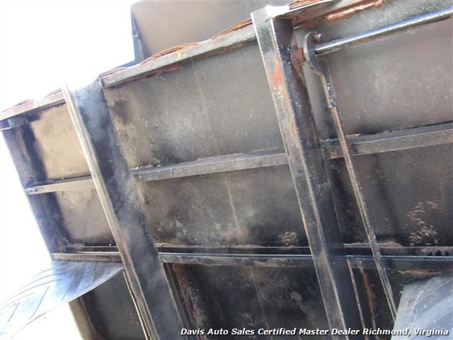 2000 Ford F-450 Super Duty XL 7.3 Diesel Crew Cab Dump Bed DRW - Photo 21 - Richmond, VA 23237
