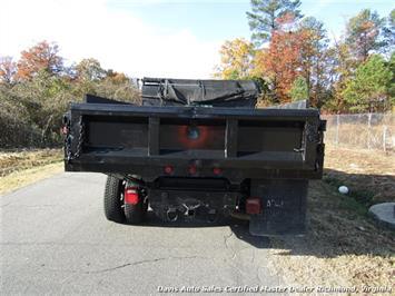2000 Ford F-450 Super Duty XL 7.3 Diesel Crew Cab Dump Bed DRW - Photo 4 - Richmond, VA 23237