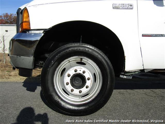2000 Ford F-450 Super Duty XL 7.3 Diesel Crew Cab Dump Bed DRW - Photo 10 - Richmond, VA 23237
