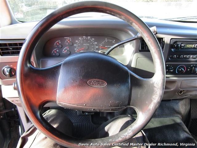 2000 Ford F-450 Super Duty XL 7.3 Diesel Crew Cab Dump Bed DRW - Photo 7 - Richmond, VA 23237