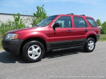 2003 Ford Escape XLS Value (SOLD) SUV