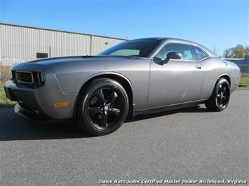 2012 Dodge Challenger SXT Plus Coupe