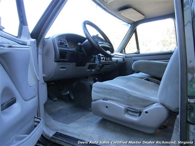 1997 Ford F 350 Superduty Xlt 7 3 Diesel Obs 4x4 Crew Cab Lifted