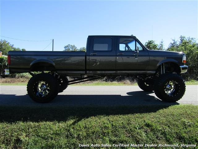 1997 ford dually lifted