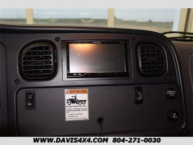 2012 Freightliner M2 106 Business Class Sport Chassis 6 7