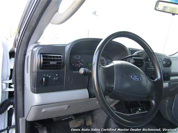 2006 Ford F-450 Super Duty XL Diesel DRW Commercial Utility Work Knapheide Body - Photo 10 - Richmond, VA 23237