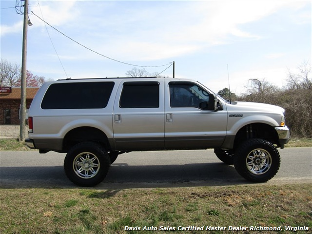 2002 Ford Excursion XLT Limited 7.3 Power Stroke Diesel Lifted (SOLD) - Photo 12 - Richmond, VA 23237
