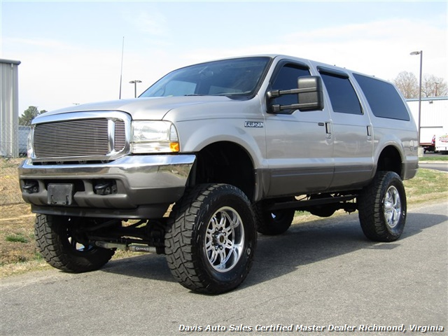 2002 Ford Excursion XLT Limited 7.3 Power Stroke Diesel Lifted (SOLD) - Photo 1 - Richmond, VA 23237