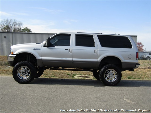 2002 Ford Excursion XLT Limited 7.3 Power Stroke Diesel Lifted (SOLD) - Photo 2 - Richmond, VA 23237