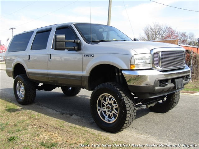 2002 Ford Excursion XLT Limited 7.3 Power Stroke Diesel Lifted (SOLD) - Photo 13 - Richmond, VA 23237