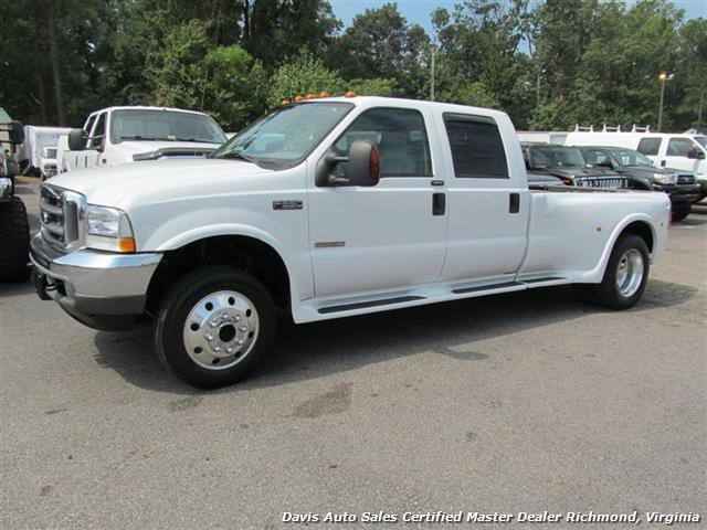 2004 Ford F-550 Super Duty Lariat Diesel Fontaine 4X4 Dually Crew Cab LB - Photo 6 - Richmond, VA 23237