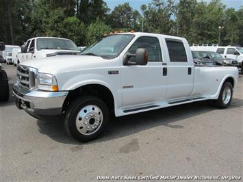 2004 Ford F-550 Super Duty Lariat Diesel Fontaine 4X4 Dually Crew Cab LB Truck