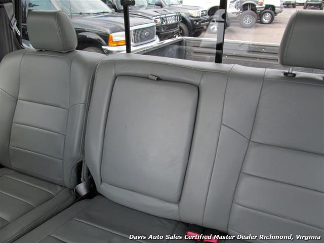 2004 Ford F-550 Super Duty Lariat Diesel Fontaine 4X4 Dually Crew Cab LB - Photo 17 - Richmond, VA 23237