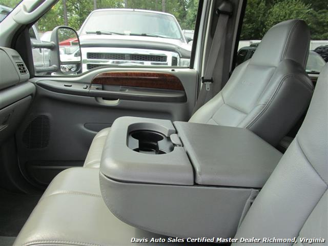 2004 Ford F-550 Super Duty Lariat Diesel Fontaine 4X4 Dually Crew Cab LB - Photo 10 - Richmond, VA 23237