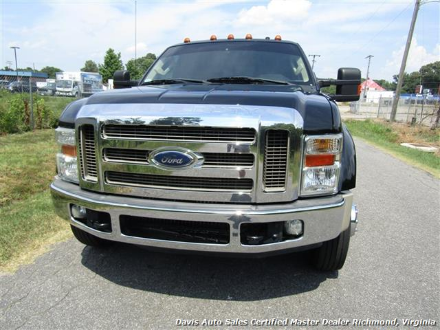 2008 Ford F-450 Super Duty Lariat 6.4 Turbo Diesel Dually Crew Cab Long Bed - Photo 2 - Richmond, VA 23237