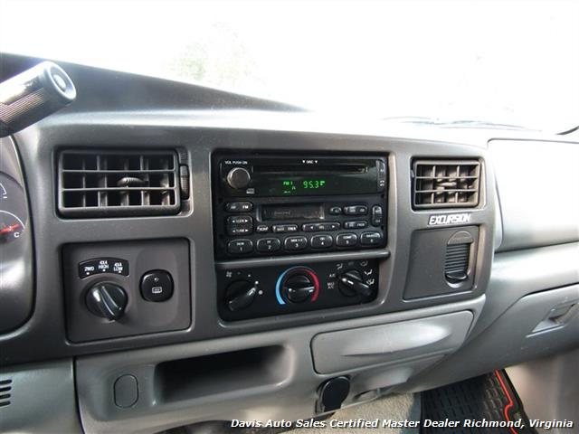 2004 Ford Excursion XLT 4x4 SUV Loaded With 3rd Row Seating - Photo 14 - Richmond, VA 23237