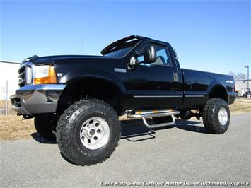 1999 Ford F-250 Super Duty XLT Lifted 4X4 Regular Cab Long Bed Low Mileage Truck