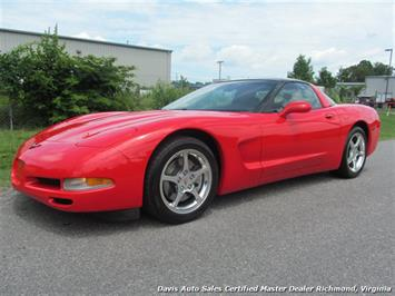 2001 Chevrolet Corvette C5 Glass Top Coupe