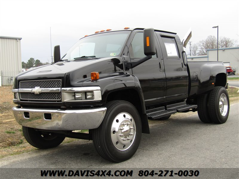 Kodiak Truck For Sale >> 2005 Chevrolet Kodiak Topkick C4500 Duramax Turbo Diesel