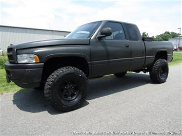 2001 Dodge Ram 2500 SLT Laramie 4X4 3/4 Ton Ext / Quad Cab Short Bed Truck