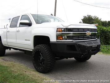 2015 Chevrolet Silverado 2500 HD LT 6.6 Duramax Diesel Lifted Crew Cab Short Bed - Photo 2 - Richmond, VA 23237